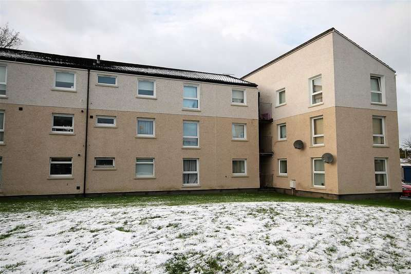 2 Bedrooms Flat for sale in Hornbeam Road, Abronhill, Cumbernauld