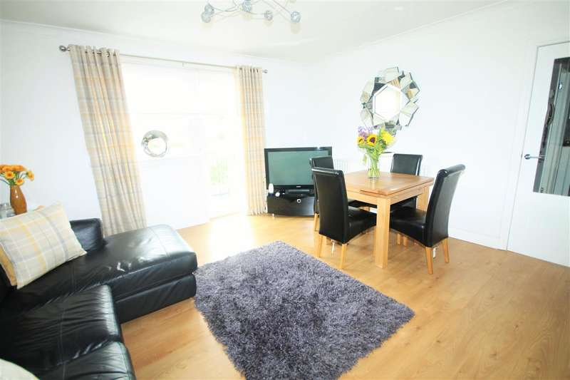2 Bedrooms Flat for sale in Aitken Street, Airdrie