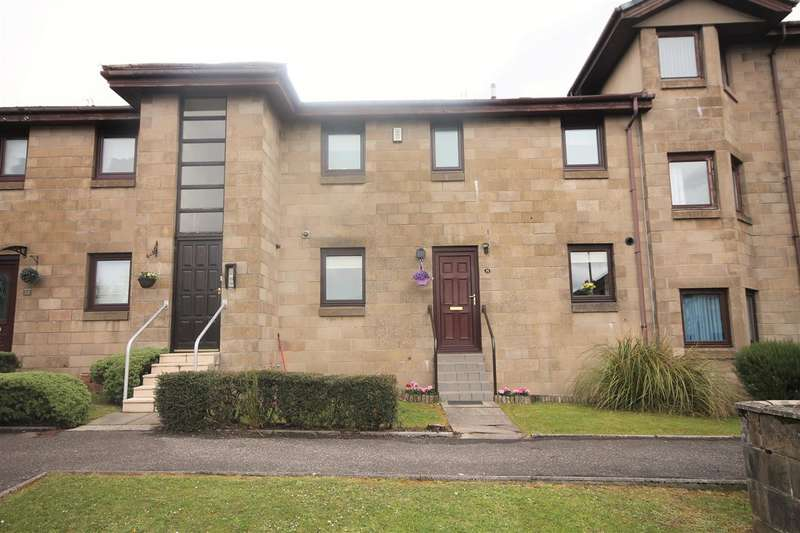 2 Bedrooms Flat for sale in Church View, Coatbridge