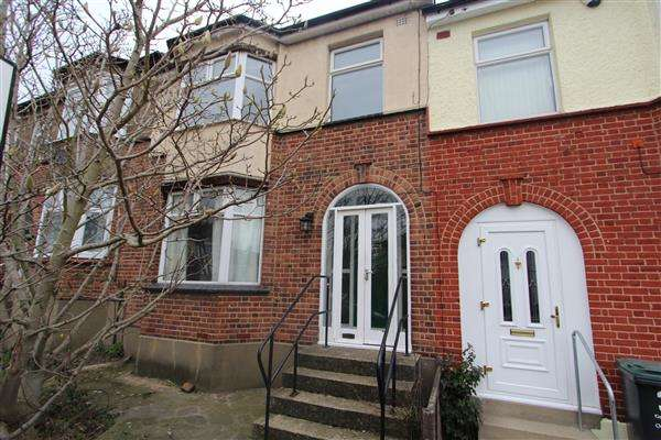 3 Bedrooms Terraced House for sale in Coulton Avenue, Northfleet