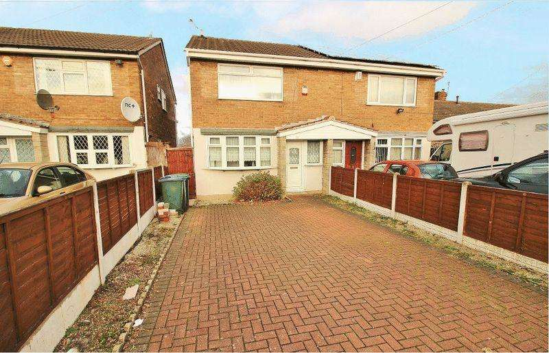 4 Bedrooms Semi Detached House for sale in Witton Lane, West Bromwich