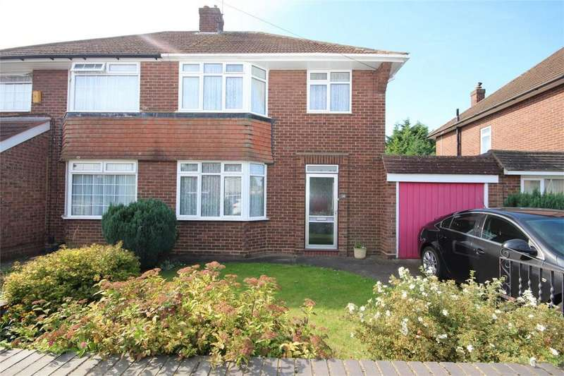 3 Bedrooms Semi Detached House for sale in Fallowfield, ICKNIELD