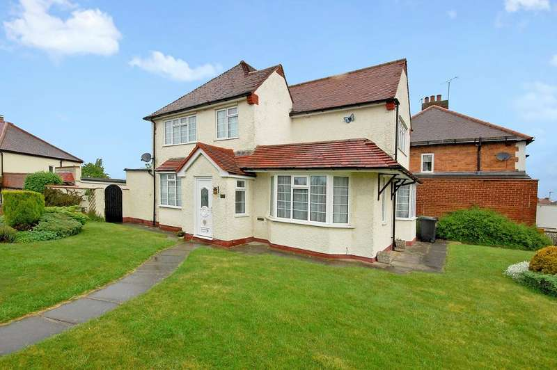 3 Bedrooms Detached House for sale in Canterbury Road, Penn, WOLVERHAMPTON WV4