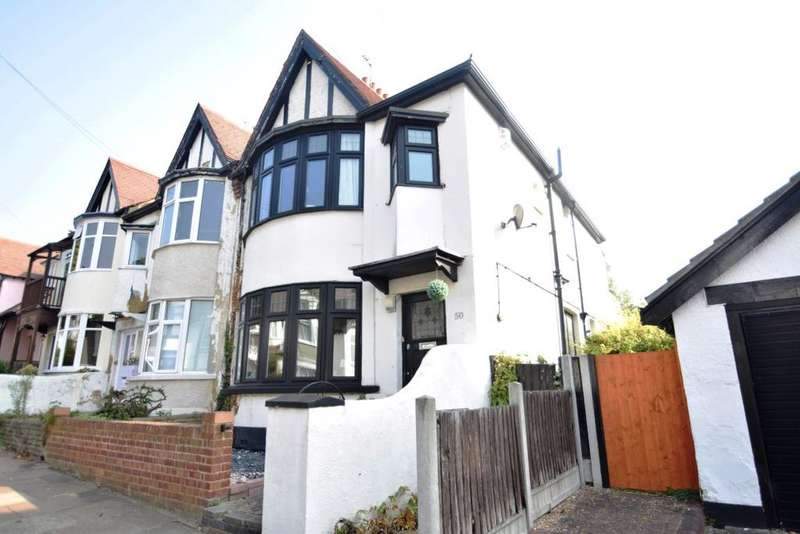 4 Bedrooms End Of Terrace House for sale in HIGHCLIFF DRIVE, LEIGH ON SEA SS9
