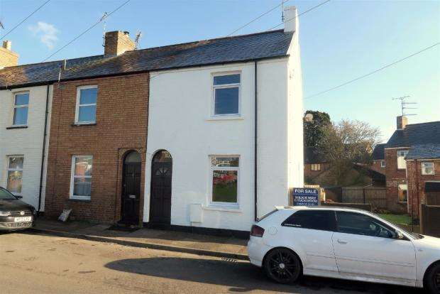 2 Bedrooms End Of Terrace House for sale in Roseberry Terrace, Frieze Hill, Taunton TA1