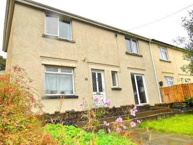 3 Bedrooms Semi Detached House for sale in Coed Bychan Crescent, Llanharan CF72
