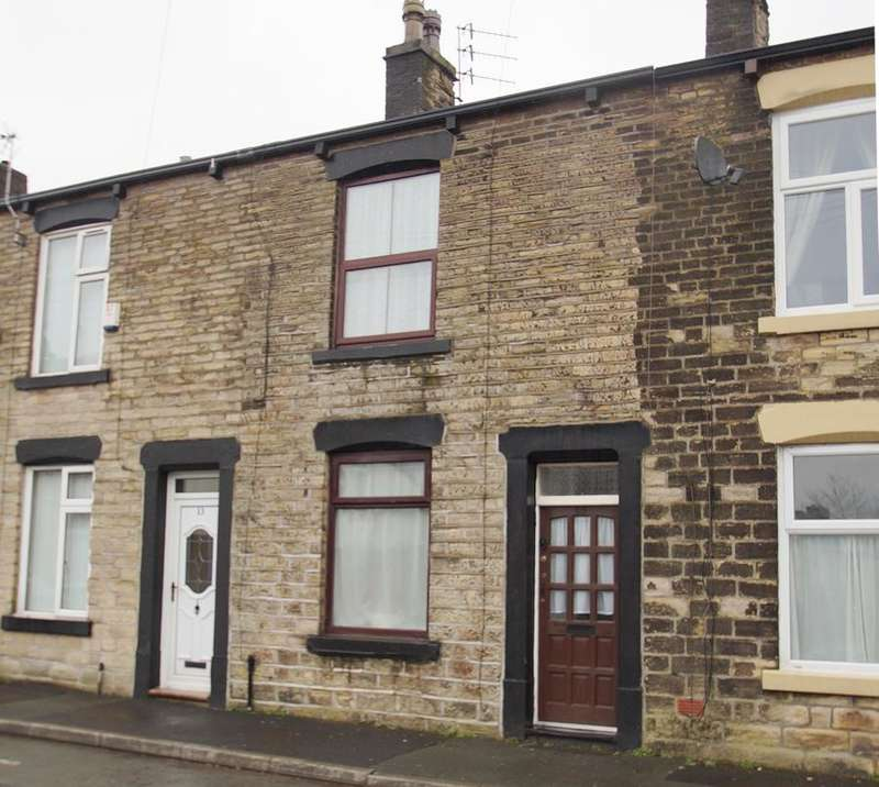 2 Bedrooms Terraced House for sale in Victoria Street, Lees, Oldham OL4