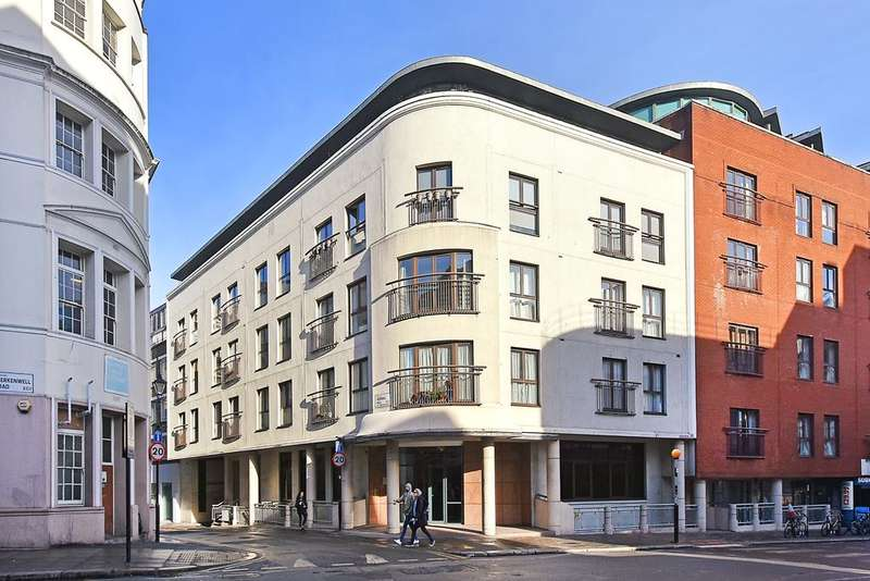 2 Bedrooms Apartment Flat for sale in Herbal Hill, Clerkenwell, London EC1R