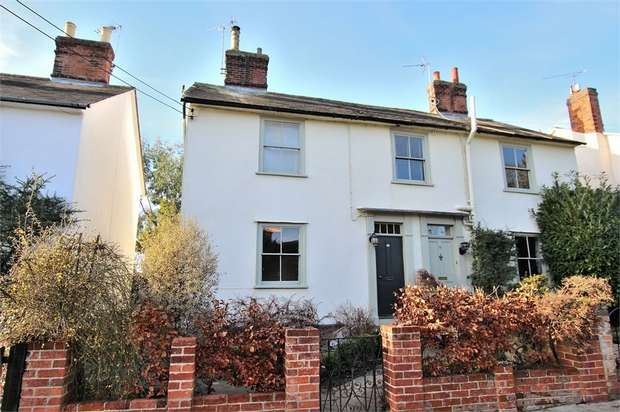 3 Bedrooms Semi Detached House for sale in Great Dunmow, Essex
