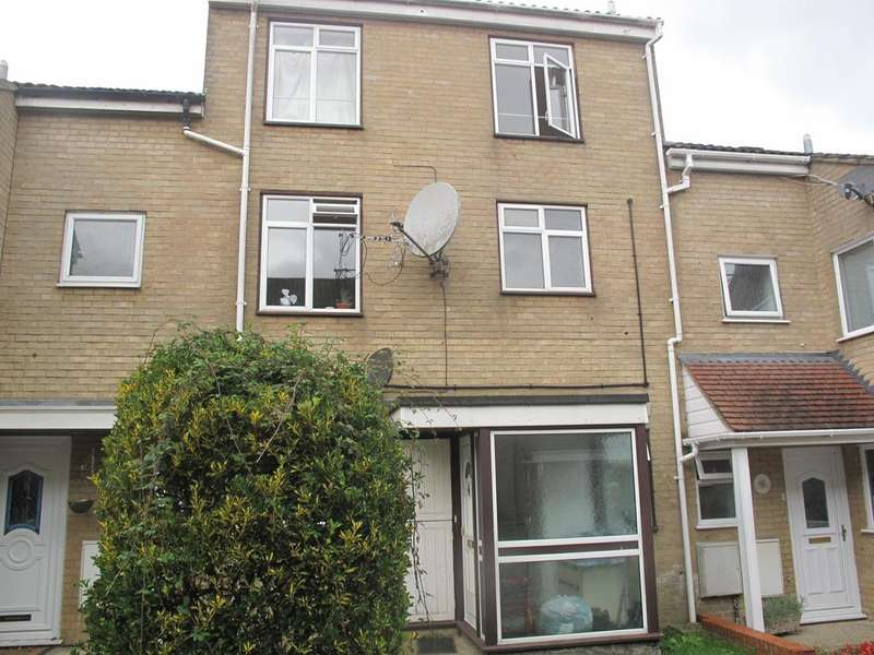 5 Bedrooms Terraced House for sale in Harlow cm19