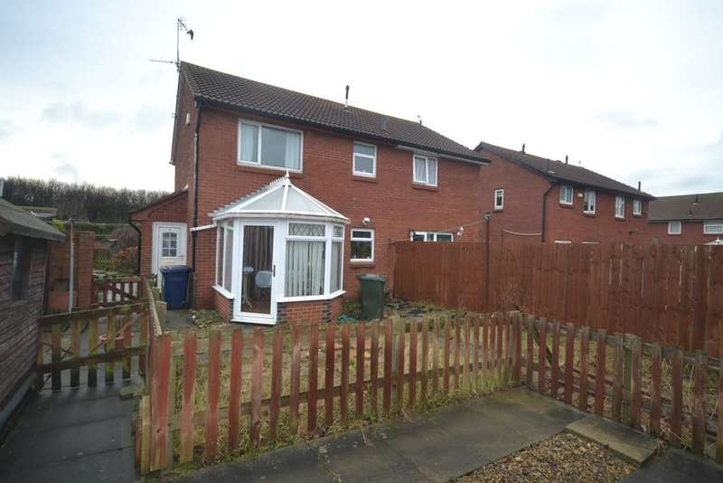 1 Bedroom Semi Detached House for sale in Malin Grove, Redcar TS10