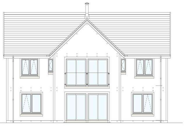 5 Bedrooms Villa House for sale in Plot 7, Dalintober, Campbeltown, PA28 6TD