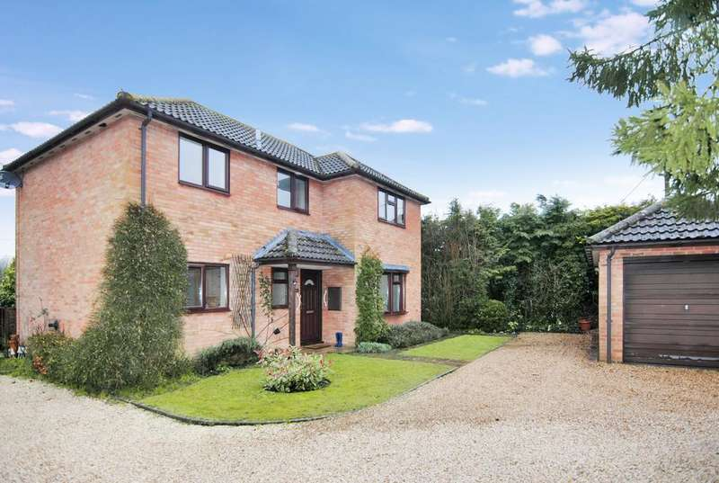 4 Bedrooms Detached House for sale in High Street, Shrewton SP3