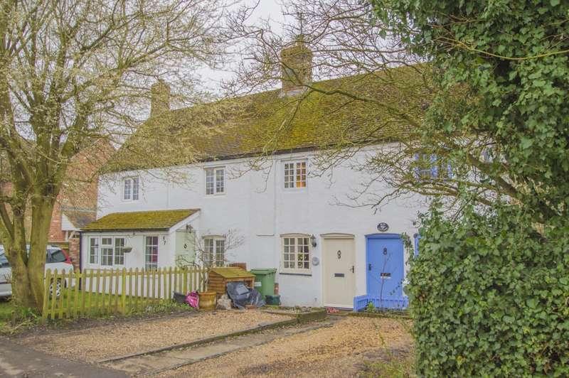 2 Bedrooms Terraced House for sale in Prospect Place, Watlington, OX49