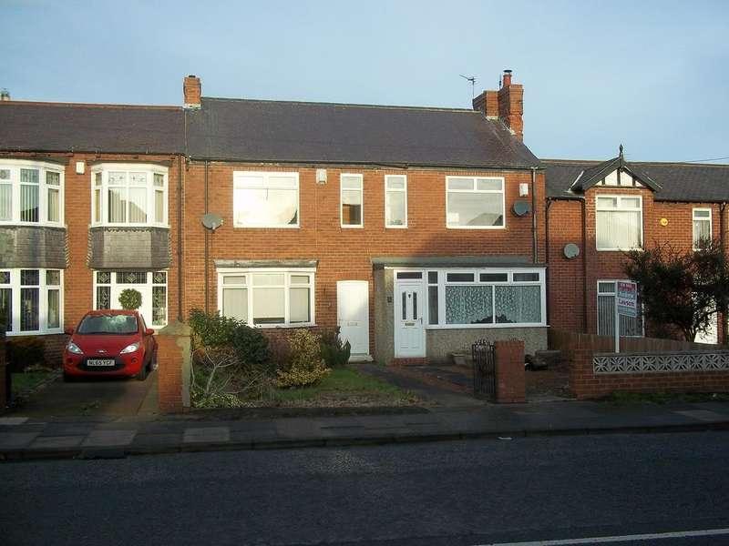2 Bedrooms Terraced House for sale in Bridge Terrace, Stakeford, Choppington NE62