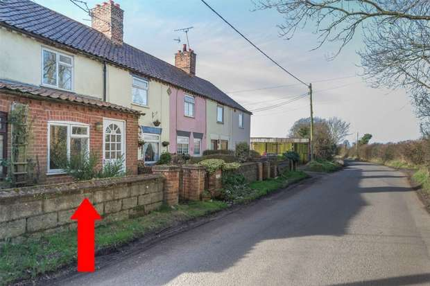 2 Bedrooms Terraced House for sale in 27 Croxton Road, Fulmodeston