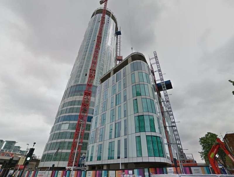 Residential Development Commercial for sale in Sky Gardens, Nine Elms, London SW8