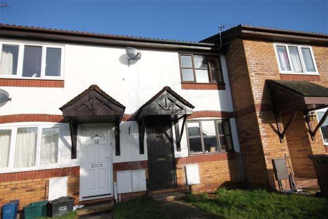 2 Bedrooms Terraced House for sale in Cullompton, Devon EX15 1RP