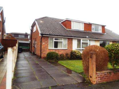4 Bedrooms Bungalow for sale in Wimbrick Crescent, Ormskirk, Lancashire, United Kingdom, L39