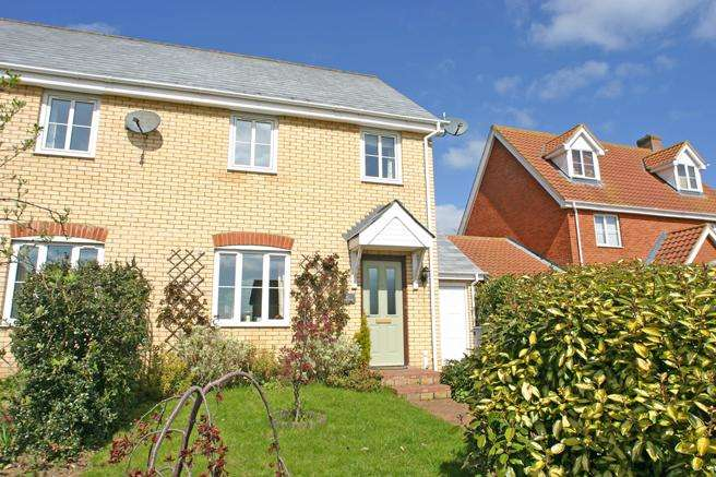 3 Bedrooms Semi Detached House for sale in Debenham