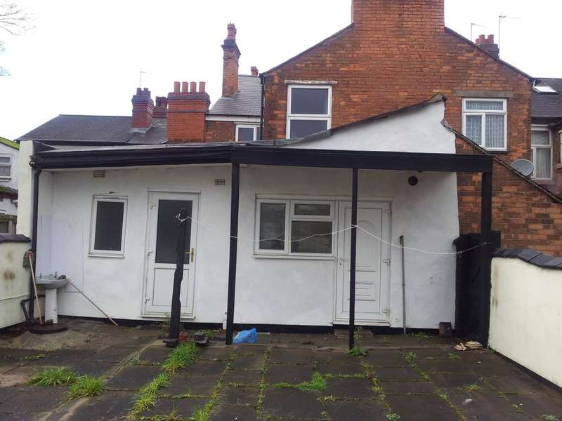 6 Bedrooms Terraced House for sale in Dora Rd, Birmingham B10