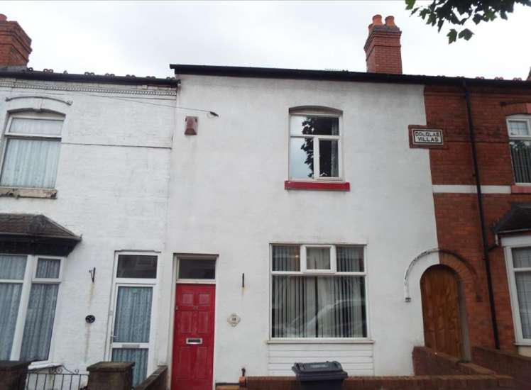 2 Bedrooms Terraced House for sale in Flora Rd, Yardley, Birmingham B25