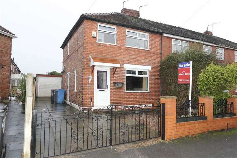 3 Bedrooms End Of Terrace House for sale in 90, Eldon Road, Irlam
