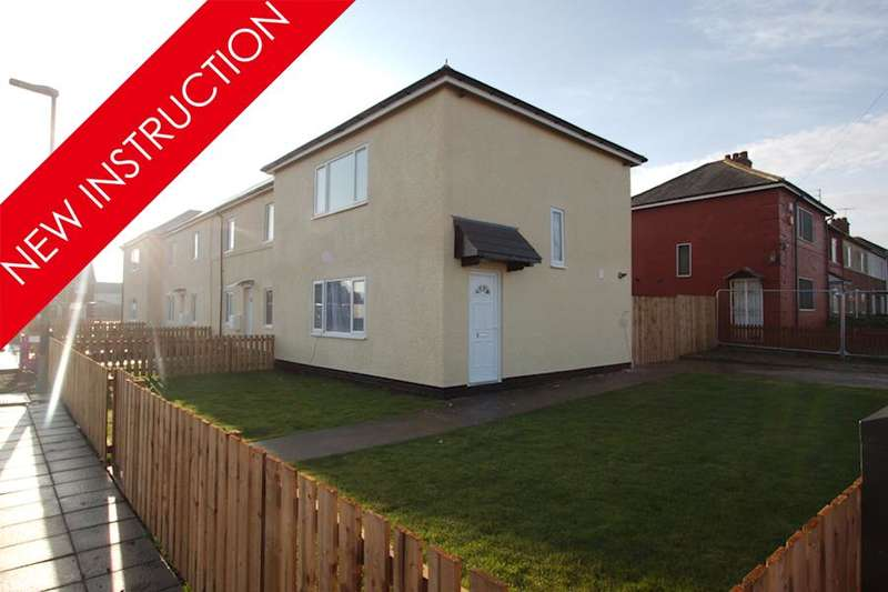 3 Bedrooms End Of Terrace House for sale in Raby Square, Raby Gardens, Hartlepool TS24