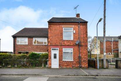 2 Bedrooms Semi Detached House for sale in Charles Street, Sutton-In-Ashfield, Nottinghamshire, Notts