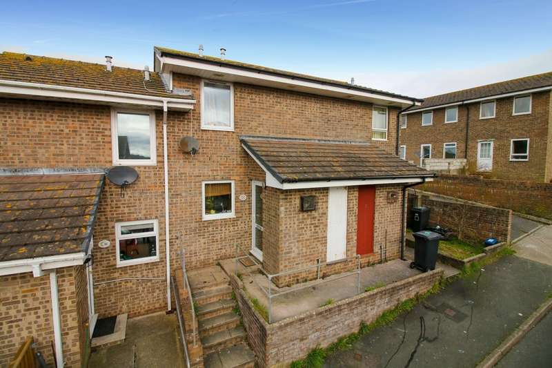 2 Bedrooms Terraced House for sale in Broadmeadow View, Teignmouth