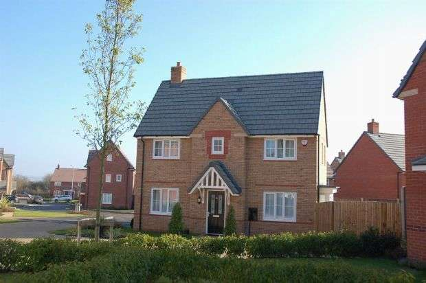 3 Bedrooms Semi Detached House for sale in Blackthorn Crescent, Brixworth, Northampton NN6 9WD