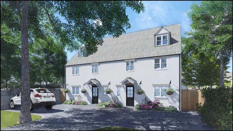 4 Bedrooms Semi Detached House for sale in Hampton Street, Tetbury, Gloucestershire