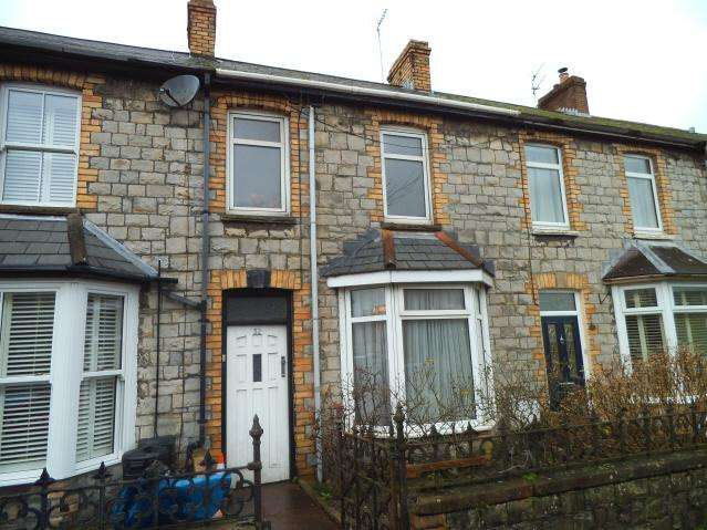 3 Bedrooms Terraced House for sale in Sunnyside Road, Bridgend CF31