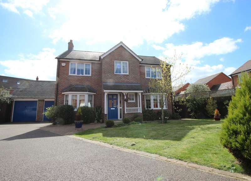 4 Bedrooms Detached House for sale in Priest Osiers, Broxbourne EN10