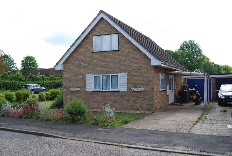 2 Bedrooms Chalet House for sale in 1 Hereward Way, Feltwell, IP26 4BP