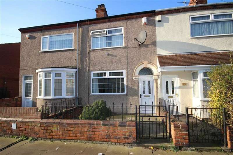 3 Bedrooms Terraced House for sale in Rutland Street, Grimsby, Lincolnshire