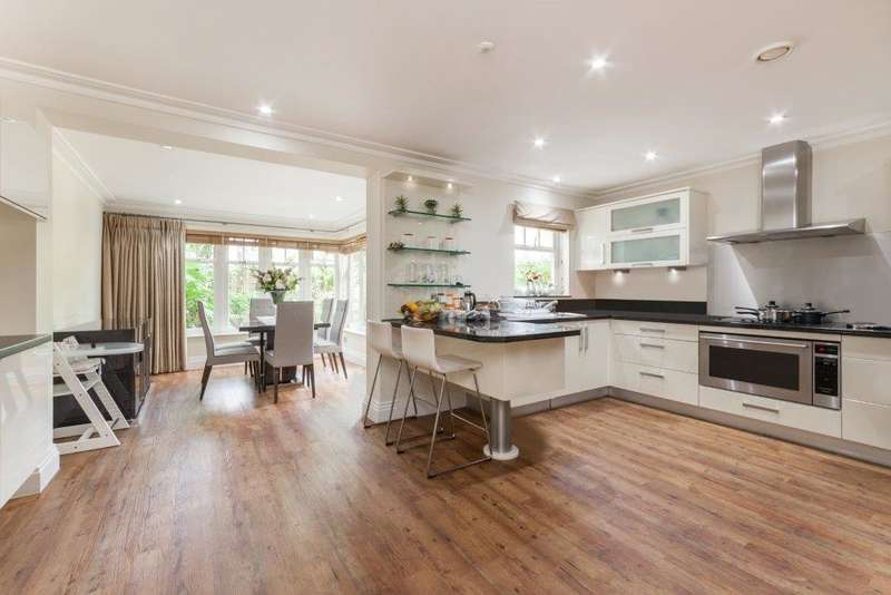 5 Bedrooms Detached House for rent in Mountview, Hampstead Garden Suburb, London NW11