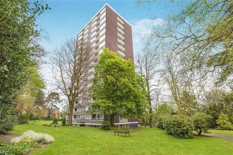 2 Bedrooms Flat for sale in Warwick Crest, Arthur Road, Birmingham B15 2LH