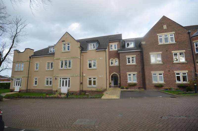 2 Bedrooms Apartment Flat for sale in Regency Court, Hale, Cheshire WA15