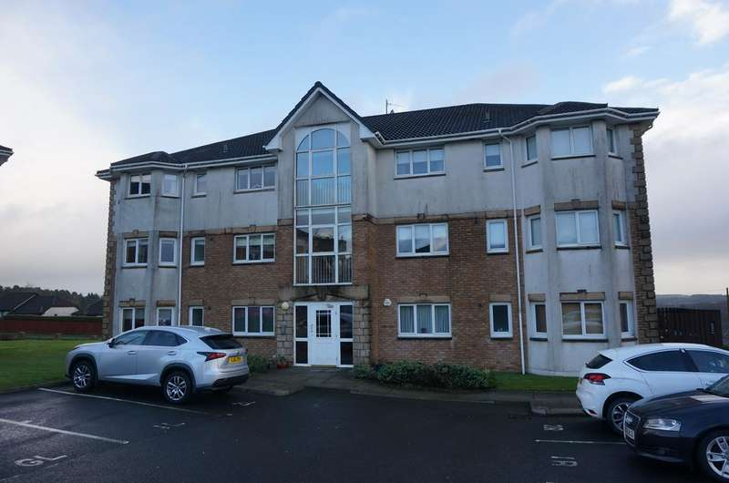 2 Bedrooms Flat for sale in Carrickstone, Cumbernauld G68