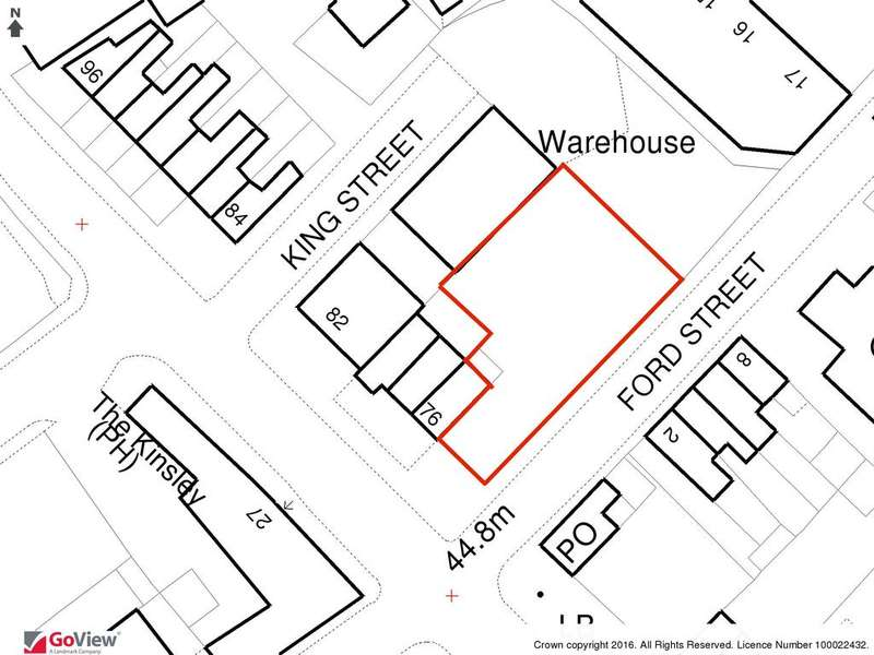 Land Commercial for sale in Ford Street, Kinsley WF9