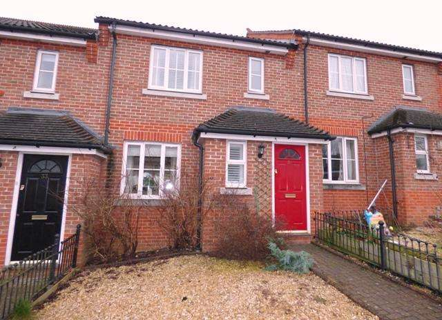 3 Bedrooms Terraced House for sale in STATION APPROACH, ANDOVER, ANDOVER SP10