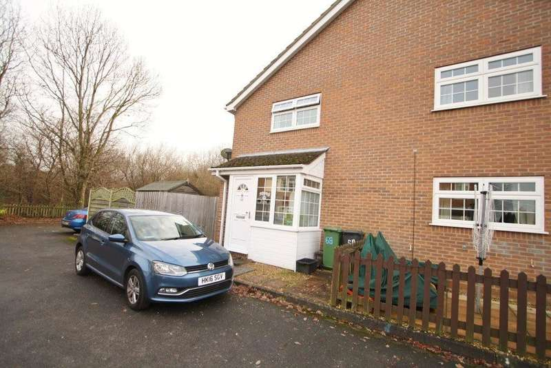 1 Bedroom Cluster House for sale in Cudworth Mead, Grange Park SO30