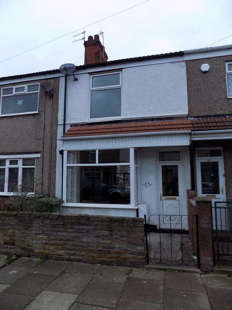 3 Bedrooms Terraced House for sale in Cooper Road, Grimsby DN32