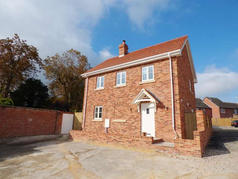 3 Bedrooms Detached House for sale in WORSDELL CLOSE, HIGH STREET, NETHERAVON SP4