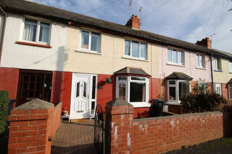 3 Bedrooms Terraced House for sale in Wyndham Road, Watchet TA23