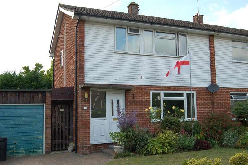 3 Bedrooms Semi Detached House for sale in Guelphs Lane, Thaxted CM6