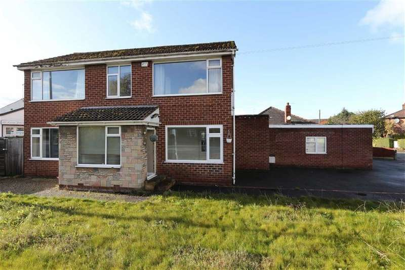 4 Bedrooms Detached House for sale in 1, Dudley Road, Cadishead