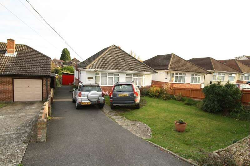 3 Bedrooms Detached Bungalow for sale in Bursledon Road, Hedge End SO30