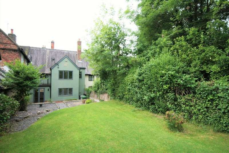 3 Bedrooms Town House for sale in Nunappleton House Nantwich